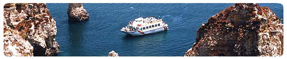 Boat tours and cruises in Algarve