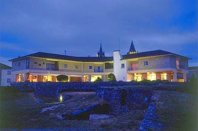 Charm accommodation in Portugal: Valença do Minho - São Teotónio pousada.