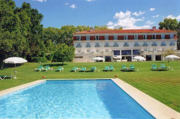 Charm accommodation in Portugal: Condeixa-a-Nova - Santa Cristina pousada.