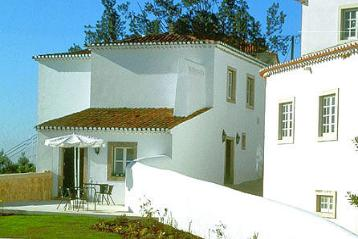 Charm accommodation in Portugal: Ourém / Fátima - Conde de Ourém pousada.
