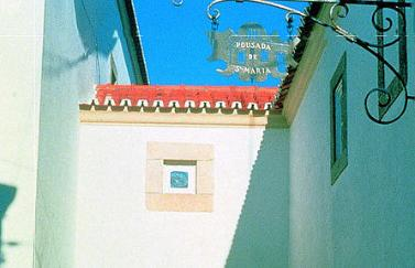 Charm accommodation in Portugal: Marvão - Santa Maria pousada.