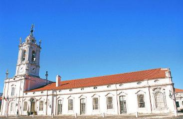 Historical accommodation in Portugal: Historical Inn of Queluz pousada.
